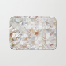 Mother of Pearl #society6 #decor #buyart Bath Mat