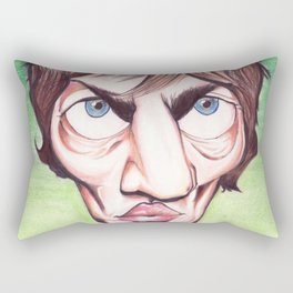 Richard Ashcroft The Verge Rectangular Pillow