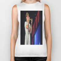 niall horan Biker Tanks featuring Niall Horan by Halle
