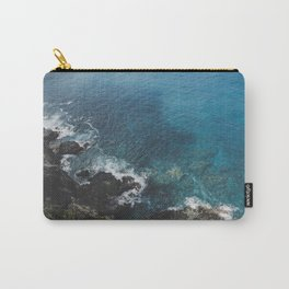 Blue Gem of Hawaii Carry-All Pouch