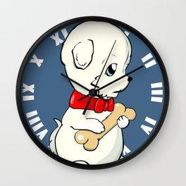 Wuppy Wall Clock