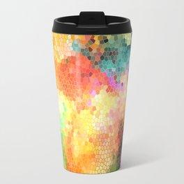 Rainbow Sherbert Travel Mug