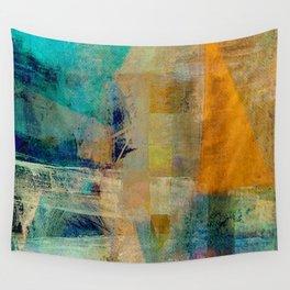 農民 (The Peasant) Wall Tapestry