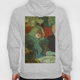 """Henri de Toulouse-Lautrec """"Au Rat Mort"""" Hoody"""