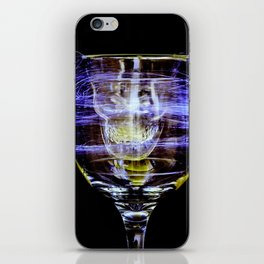 Cheese and Wine iPhone Skin