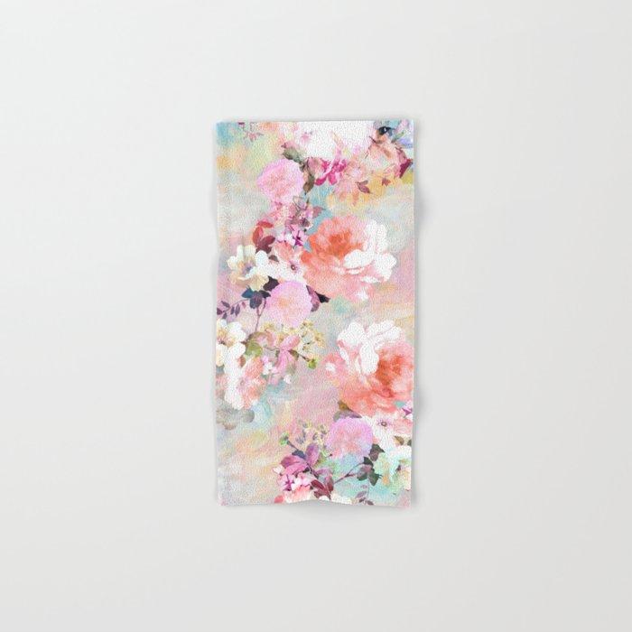 Love of a Flower Hand & Bath Towel