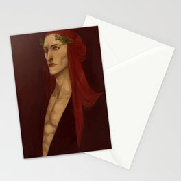 The Immortal Emperor Stationery Cards