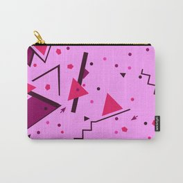 Pink Error Carry-All Pouch