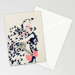 Migration Stationery Cards