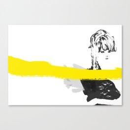 no title Canvas Print