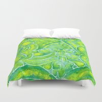 morocco Duvet Covers featuring Morocco by Zeryndipity