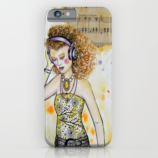She Listens iPhone & iPod Case