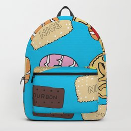 BISCUITS OF BRITAIN Backpack