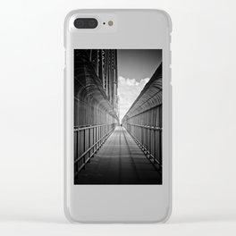 Montreal Bridge Clear iPhone Case