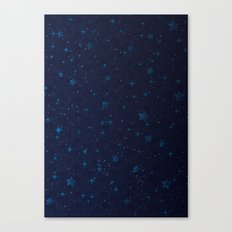 Cosmic Tantra Canvas Print