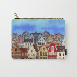 House, Bruges, Belgium Carry-All Pouch