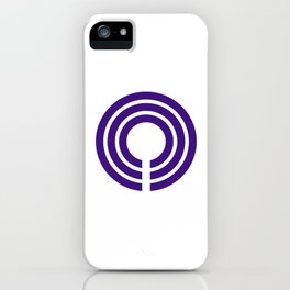 Flag of Kawasaki iPhone Case
