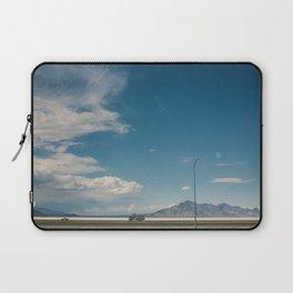 Bonneville Salt Flats Utah USA Laptop Sleeve