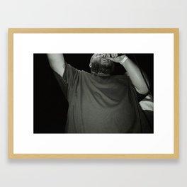 AC SLATER Framed Art Print