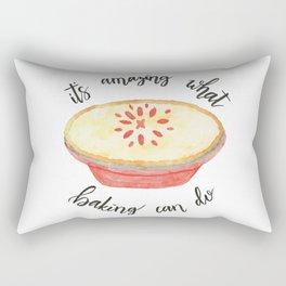 What Baking Can Do Rectangular Pillow