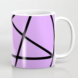 Pastel Pentacle Coffee Mug