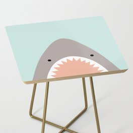shark attack Side Table
