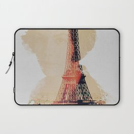 Amelie, minimalist movie poster, french film playbill, the fabulous life of Amélie Poulain, Laptop Sleeve