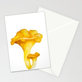 Chanterelle Stationery Cards