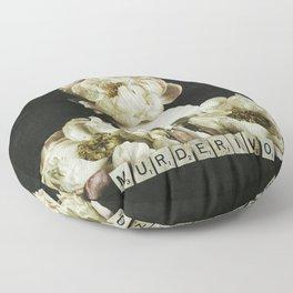 Murderino Floor Pillow