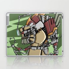 JunkBot Laptop & iPad Skin
