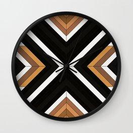 Dinamic bands Wall Clock