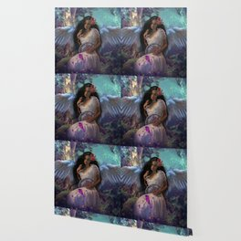 NATURE'S ANGEL Wallpaper