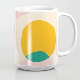 happy shapes Coffee Mug
