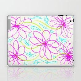 Flowers in the Lake Laptop & iPad Skin