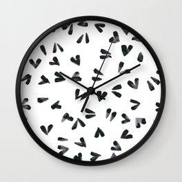 Tiny Hooves #2 Wall Clock