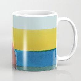 expo 68 (turquoise) Coffee Mug