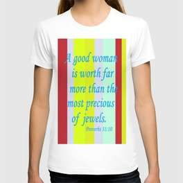 A Good Woman T-shirt