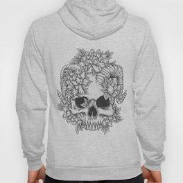Japanese Skull Hoody