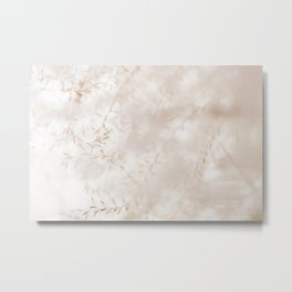 Dream in Abstract Metal Print