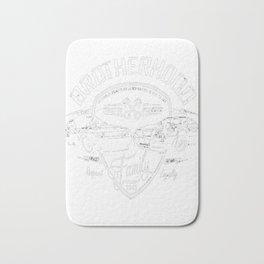 Fast and Furious - Brotherhood Bath Mat