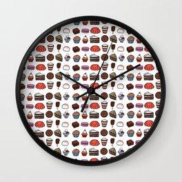 Tasty Treat! Wall Clock
