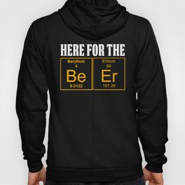 Funny Teachers Assistant Design Here For The Beer Gold Hoody