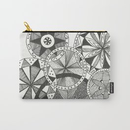 Wheels of Life Carry-All Pouch