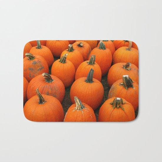 Plenty of Pumpkins! Bath Mat