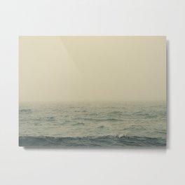 beach. Metal Print