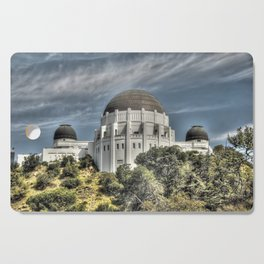 Griffith observatory Cutting Board