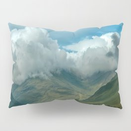 Cloudy afternoon in Connamara Pillow Sham