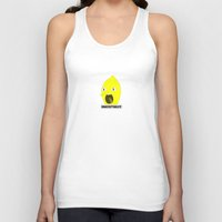 lemongrab Tank Tops featuring Lemongrab by Hank Kellstrom