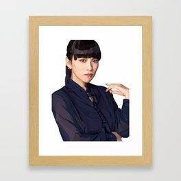 Ayaka #1 Framed Art Print