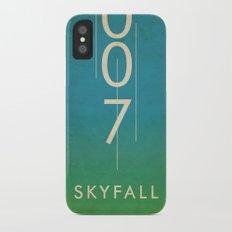 skyfall Slim Case iPhone X